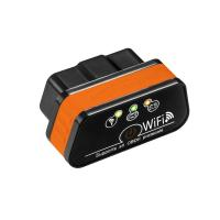Car Iphone Automotive Scan Tool Elm327 Bluetooth Or Wifi Obd Adapter For Android Abd Ios Phone