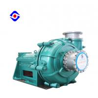 Mining Industry Using Horizontal Slurry Pump Anti - Abrasive With Mechnical Seal Manufactures