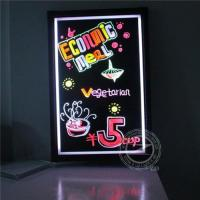 Fluorescent led writing board (ZD35CX) Manufactures