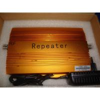 China Gold Indoor GSM Signal Booster 55dbm , Cell Phone Signal Repeater For Home on sale