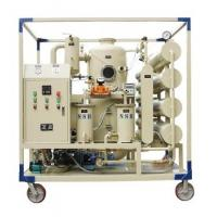 Double Stages Vacuum Transformer Oil Filtration plant Transformer Oil Purifier Manufactures