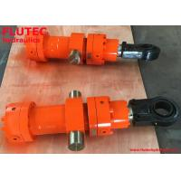 40 Mpa Heavy Duty Mill Type Industrial Hydraulic Cylinders For Steel Mill Manufactures
