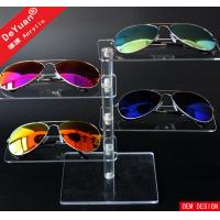 Custom Sunglass Case Holder New Stylish Eyeglass Display ROHS SGS Manufactures
