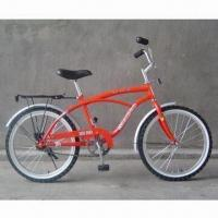 China Steel-framed 20-inch Children's Bike with Coaster Brakes, Butyl Tube and Steel Fenders on sale