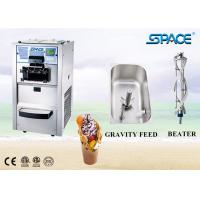 Professional Ice Cream Maker Machine With Mico Computer Controlled System Manufactures