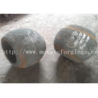 F60 Duplex Stainless Steel Ball Valve Forging Rough Machined Custom Forgings Manufactures