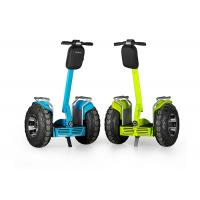 E8 Brushless segway Balancing Scooter , Electric Standing Scooter Off Road Manufactures