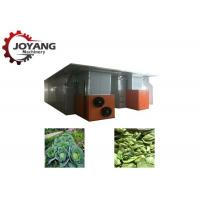 China Wild Vegetables Hot Air Dryer Machine No Pollution Environmental Protection on sale