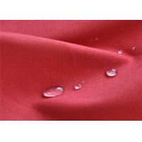 China Flame Resistant Fabric Water Resistant Antistatic Workwear Fabric For Garment on sale