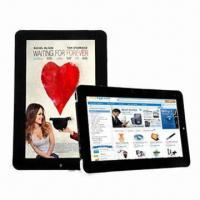 Ultra-thin 10-inch Multi-touch Capacitive Screen MIDs, 1/16GB 1.66GHz Touchpad with Wi-Fi, Window 7 Manufactures