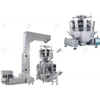 Multi Head Weigher Food Packing Machine Automatic Beef Jerky Packaging Machine Manufactures