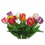 Artificial Tulip Stem Flower Manufactures