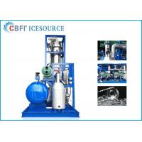 CBFI 20 Ton Tube Ice Maker Machine With PLC Automatic Controling System Manufactures
