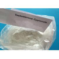 Muscle Building Steroid Raw Powder Testosterone Cypionate CAS 58-20-8 Manufactures
