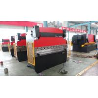 High Precision CNC Hydraulic Press Bending Machine For Rebar Profile Manufactures