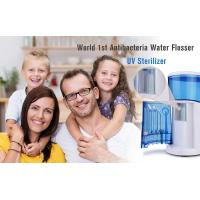 Nicefeel dental care water pick jet flosser UV lamp oral irrigator with 7 tips Manufactures