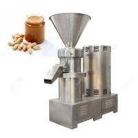 200kg/h Industrial India Small Crunchy Peanut Butter Making Machine Manufactures