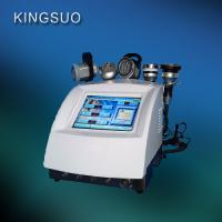 5 handles BIO LED RF Vacuum Cavitation Slimming machine Manufactures