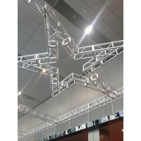 Quality Silver Aluminum Circle Truss 300*300 9m Size For Indoor Show And Events for sale