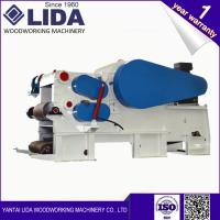 LIDA Electric Drum Wood Chipper LDBX216 Producng Wood Chips With CE For Sale Manufactures