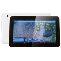 White Dual Core Newest Tablet PC Android 4.2 VIA8880 9 Inch with Dual Camera Manufactures