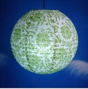 Hanging Round Paper Lanterns (CVP115) Manufactures