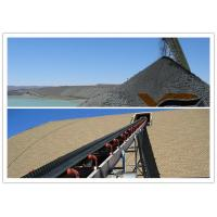 Fixed Mining Coal Belt Conveyor Oil Resistant For Coal Cement Sand Stone Manufactures