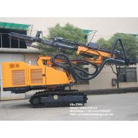 76 - 86mm Diameter Hole Hydraulic Open Pit Drilling Machine Hand Operation Manufactures