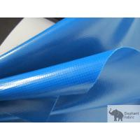 Strong Strength Roll Up Truck Covers 0.60mm PP Fabric RoHS Certificate Manufactures