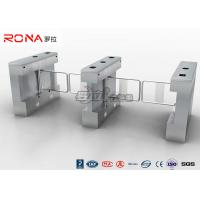 Outdoor Waterproof Swing Gate Access Control System Turnstiles By Swiping Card RFID Manufactures