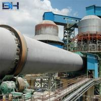 China Automatic Rotary Lime Kiln Environmentally Friendly With Low Energy Consumption on sale