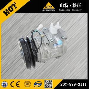 komatsu excavator pc200-6 air compressor price 20Y-979-3111 Manufactures