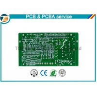 Double Sided 2 Layer PCB Design For Computer , Auto Parts Products Manufactures