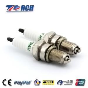 Honda Yamaha Motorcycle Spark Plugs , Durable Iridium Spark Plugs For Motorcycles  Manufactures