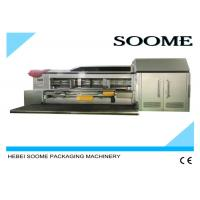 Buy cheap Vacuum Transfer Flexo Printer Slotter Die Cutter , High Defination Rotary Die from wholesalers