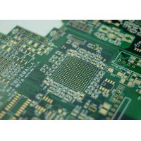 BGA Digital Clock Bare Printed Circuit Boards With 10 / 12 / 28 Layer Manufactures