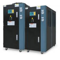 Low Temp Air Cooled Chillers Industrial Water Cooling Machine , High Efficiency Manufactures