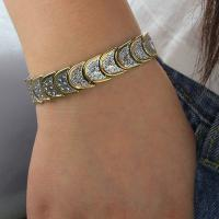 China Womens Bio Stainless Steel Bracelet with 5 in 1 Element,bracelet ,magnetic bracelet on sale