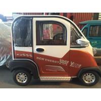 China Yufeng Smart Four Wheel Fully Electric Passenger Car 48V / 60V1000W wholesale