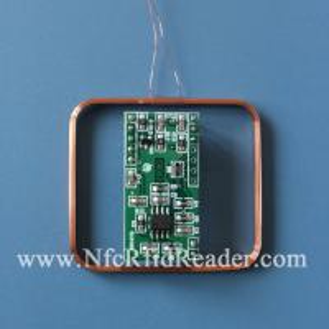 China EM4200 UART 125Khz RFID Reader Module , CR003 Smart Card Reader Module on sale