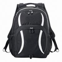China 17-inch Laptop Backpack, Comfortable Padded Back Panel on sale