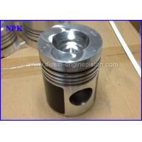 China Diesel Car Engine Piston Head Shapes 0379800 / A350490 For Volvo TD71 on sale