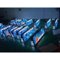 5 mm Pixel Pitch Taxi LED Display 2 Years Warranty Full Color LED Taxi Sign Manufactures