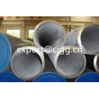 China ASTM SA335 Hot Rolled Seamless Steel Pipe Cr5Mo Heat Resistant Tubing wholesale