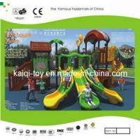 2012 Colorful Tree House Series Outdoor Playground Equipment Manufactures