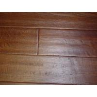 Quality Walnut Handscraped Flooring for sale