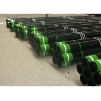 "Cold Draw API 5CT 20"" Steel Casing Pipe / H40 M65 K55 J55 N80 Oil Casing Pipe Manufactures"