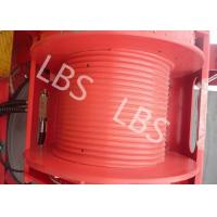 Safe 10-Ton Windlass Winch Ship Deck Machinery Carbon Steel Material Manufactures