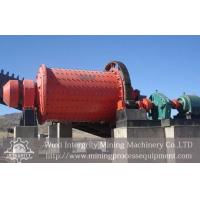 China Overflow Discharge Ball Mill Machine Iron Ore Beneficiation Plant on sale
