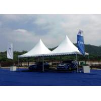 PVC 6 X 6m Aluminum Frame Marquee Party Tent Rainproof For Trade Shows Manufactures